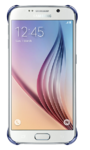 Чехол Samsung Clear Cover для Galaxy S6 Черный