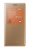 Чехол Samsung S Cover View Galaxy S5 mini Коричневый